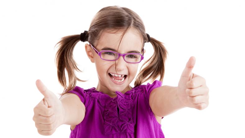 Óculos Infantis (kids) melhoram no aprendizado